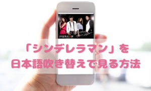 シンデレラマンを日本語吹き替えで見るなら?無料動画やDVDをチェック